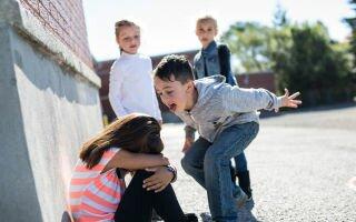 Как помочь ребенку наладить отношения с одноклассниками?