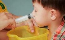 Можно ли ребенку промывать нос фурацилином: о разных возрастах
