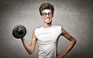 Как эктоморфу набрать мышечную массу: особенности тренировки
