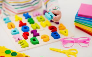 Когда можно начинать обучать ребенка английскому языку